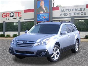 2013 Subaru Outback for sale in Fort Wayne, IN