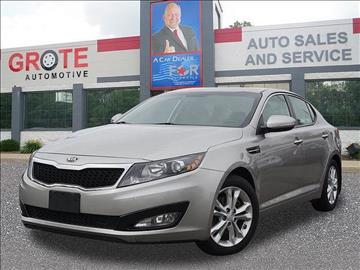 2013 Kia Optima for sale in Fort Wayne, IN