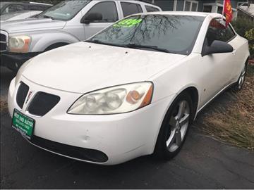 2007 Pontiac G6 for sale in New Braunfels, TX
