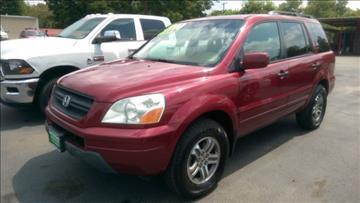 2005 Honda Pilot for sale in New Braunfels, TX