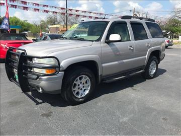 2004 Chevrolet Tahoe for sale in New Braunfels, TX