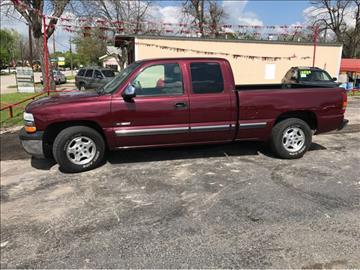 2002 Chevrolet Silverado 1500 for sale in New Braunfels, TX