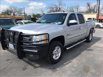 2011 Chevrolet Silverado 1500 for sale in New Braunfels, TX