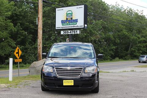 2010 Chrysler Town and Country for sale in Bow, NH