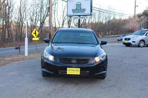 2010 Honda Accord for sale in Bow, NH