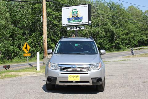 2009 Subaru Forester for sale in Bow, NH