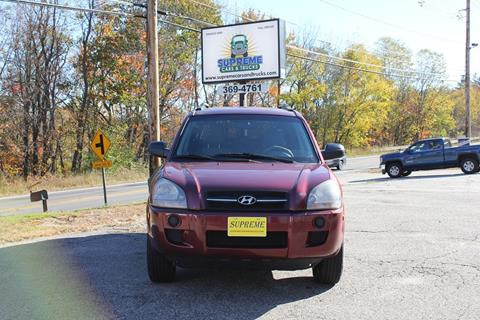 2007 Hyundai Tucson for sale in Bow, NH