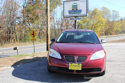 2008 Pontiac G6 for sale in Bow, NH