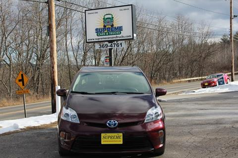 2013 Toyota Prius for sale in Bow, NH