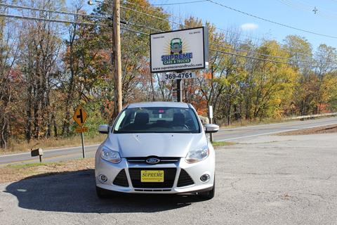2012 Ford Focus for sale in Bow, NH