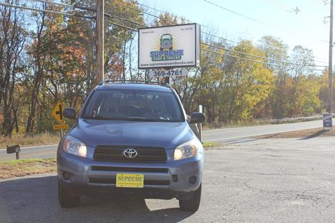 2008 Toyota RAV4 for sale in Bow, NH
