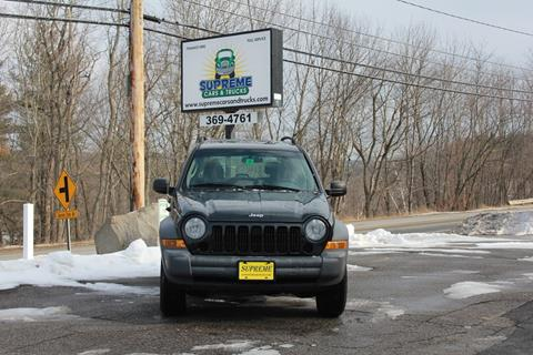 2005 Jeep Liberty for sale in Bow, NH