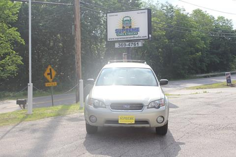2005 Subaru Outback for sale in Bow, NH