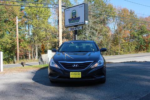 2012 Hyundai Sonata for sale in Bow, NH