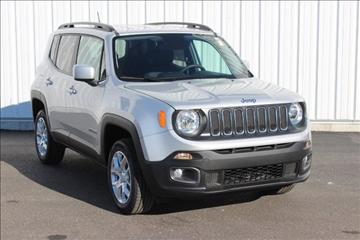 2016 Jeep Renegade for sale in Cheboygan, MI