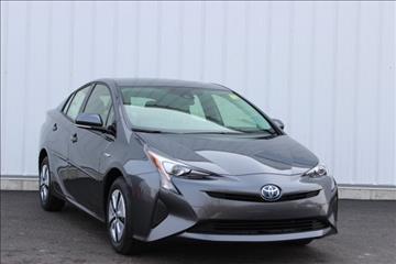 2017 Toyota Prius for sale in Cheboygan, MI