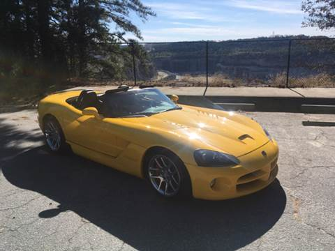 Dodge Vipers For Sale >> Dodge Viper For Sale Carsforsale Com