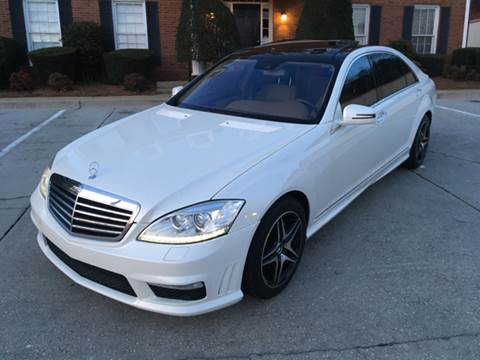 2010 Mercedes-Benz S-Class for sale at Legacy Motor Sales in Norcross GA