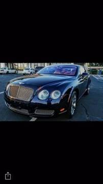 2004 Bentley Continental GT for sale at Legacy Motor Sales in Norcross GA