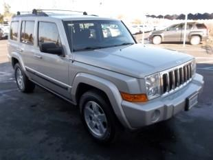 2008 Jeep Commander for sale in Sanger, CA