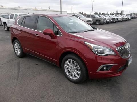 2017 Buick Envision for sale in Sanger, CA