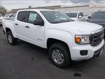 2017 GMC Canyon for sale in Sanger, CA
