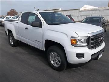 2016 GMC Canyon for sale in Sanger, CA