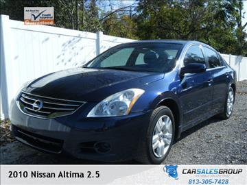 2010 Nissan Altima for sale in Plant City, FL