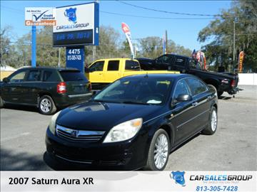 2007 Saturn Aura for sale in Plant City, FL