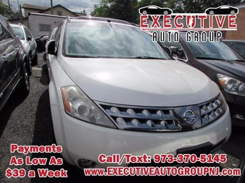 2007 Nissan Murano for sale in Irvington, NJ