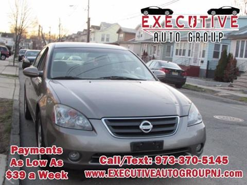 2004 Nissan Altima for sale in Irvington, NJ
