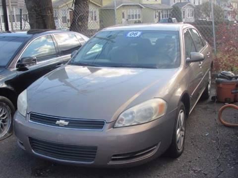 2006 Chevrolet Impala for sale in Irvington, NJ