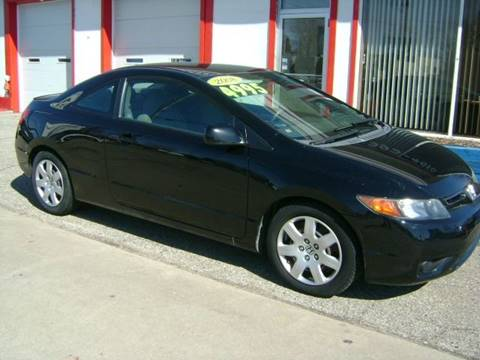2008 Honda Civic for sale in Lansing, MI