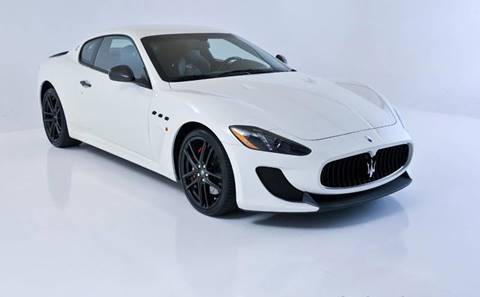 2013 Maserati GranTurismo for sale at Prestige Annapolis LLC in Pasadena MD