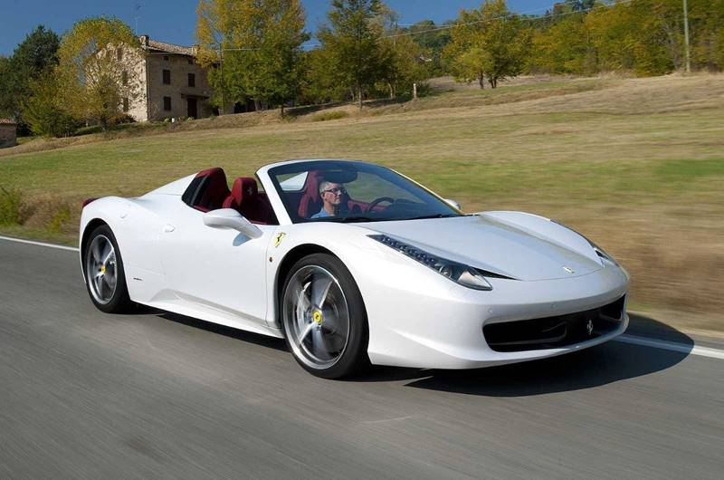 2013 Ferrari 458 Spider For Sale At Prestige Annapolis LLC In Pasadena MD
