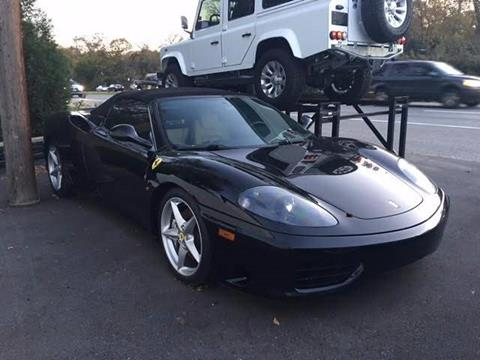 2004 Ferrari 360 Spider for sale at Prestige Annapolis LLC in Pasadena MD