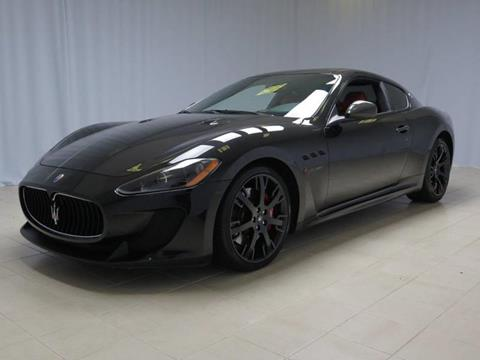 2012 Maserati GranTurismo for sale at Prestige Annapolis LLC in Pasadena MD