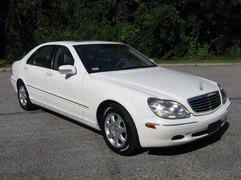 2002 Mercedes-Benz S-Class for sale at Prestige Annapolis LLC in Pasadena MD