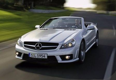 2009 Mercedes-Benz SL-Class for sale at Prestige Annapolis LLC in Pasadena MD