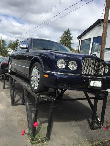 2005 Bentley Arnage for sale in Pasadena, MD