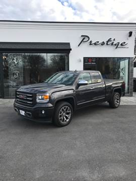 2015 GMC Sierra 1500 for sale at Prestige Annapolis LLC in Pasadena MD