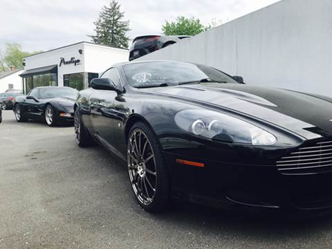 2007 Aston Martin DB9 for sale at Prestige Annapolis LLC in Pasadena MD