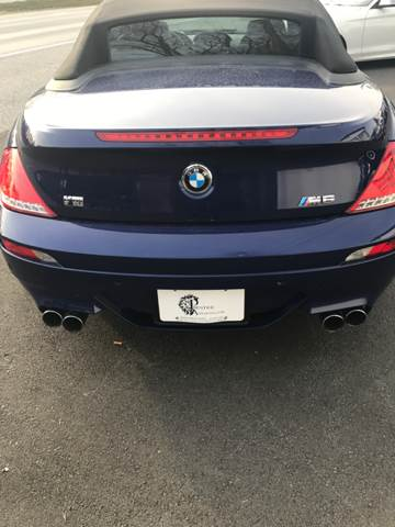2008 BMW M6 In Pasadena MD  Prestige Annapolis LLC