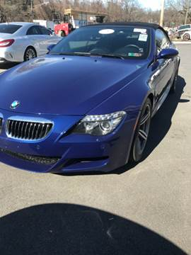2008 BMW M6 for sale at Prestige Annapolis LLC in Pasadena MD