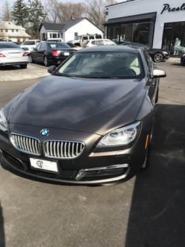 2014 BMW 6 Series for sale at Prestige Annapolis LLC in Pasadena MD