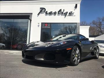 2007 Ferrari F430 for sale at Prestige Annapolis LLC in Pasadena MD