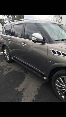 2015 Infiniti QX80 for sale at Prestige Annapolis LLC in Pasadena MD