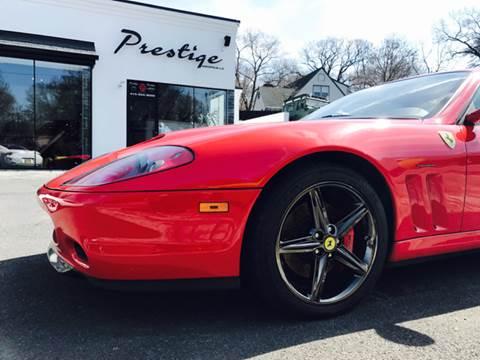 2005 Ferrari 575M for sale at Prestige Annapolis LLC in Pasadena MD