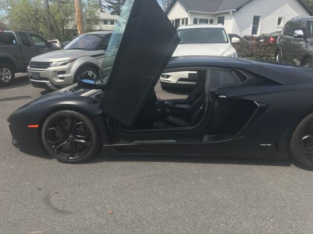 2012 Lamborghini Aventador for sale at Prestige Annapolis LLC in Pasadena MD