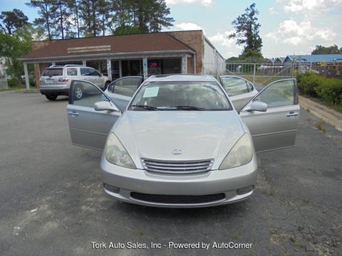 2002 Lexus ES 300 for sale in Smithfield NC